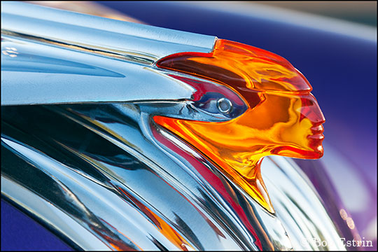 Indian Head Hood Ornament